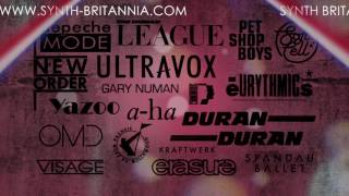 Synth Brittania   Promo Montage