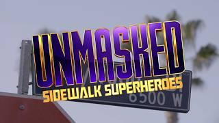 The Mystery Begins   Unmasked: Sidewalk Superheroes   Laugh Out Loud Network