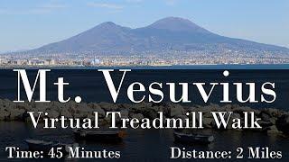Mt. Vesuvius Walking Tour