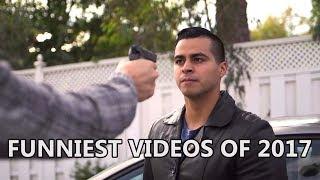 Funniest Videos of 2017 | David Lopez