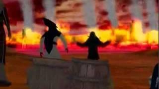 SOLDADO CELESTIAL :Apocalipsis Capitulo 18 Animacion 3D