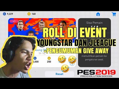 Xxx Mp4 ROLL BALL DI EVENT YOUNGSTAR DAN JLEAGUE PES 2019 Dapet BB Edun Pengumuman Pemenang Give Away 3gp Sex