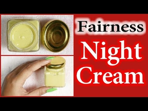 Xxx Mp4 Homemade Night Cream For Fairness And Glowing Skin RABIA SKIN CARE 3gp Sex