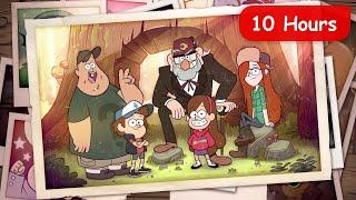 Gravity Falls Intro 10 Hours