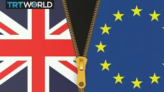 Why is the UK divided on the Brexit plan?