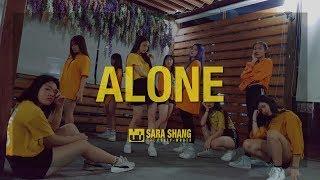 Halsey - Alone ft. Big Sean, Stefflon Don / Choreography by Sara Shang (SELF-WORTH)
