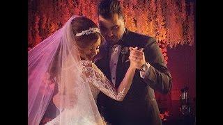 زواج شهد الجميلي ومروان كاامل حصريااShahadAlJumaily wedding