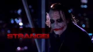 the dark knight  stranger promo
