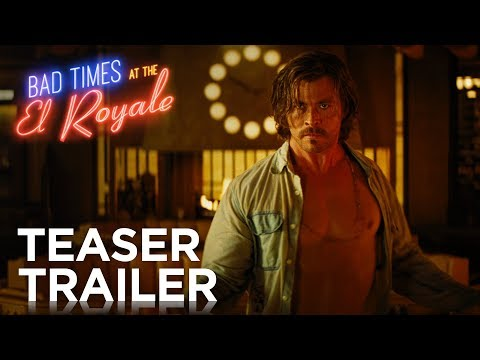 Xxx Mp4 Bad Times At The El Royale Official Trailer HD 20th Century FOX 3gp Sex