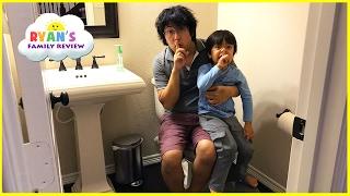 Kid Plays Scavenger Hunt Toys Hide N Seek Activities! Family Fun Playtime Ryan