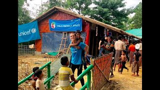 ROHINGYA MISSION In BANGLADESH With LOUIS VUITTON And UNICEF