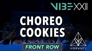 [2nd Place] Choreo Cookies | VIBE XXII 2017 [@VIBRVNCY Front Row 4K] #vibedancecomp