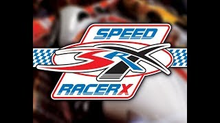 Speed Racer X Episode 1 Race To The Start