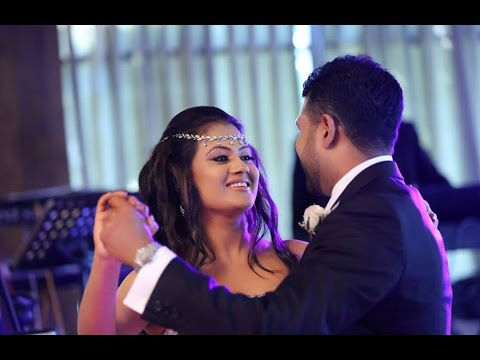 Sri Lankan Wedding Video ~ Anoja + Wikum Wedding Trailer