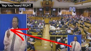 EFF VS PARLIAMENT MILITARY, THINGS THE MEDIA DIDN'T SHOW YOU