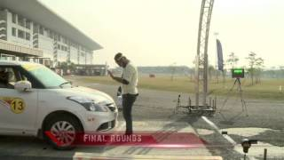 Autocross Buddh International Circuit