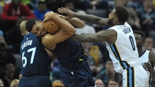 Full Court Oop! Grizzlies Snap 11 Game Losing Streak! 2017-18 Season