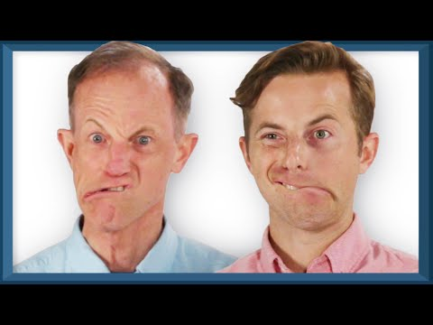 The Try Guys And Their Dads Imitate Each Other • Fatherhood Part 2