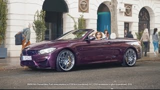 """2017 funny BMW M4 commercial - """"Dribble Forbidden"""""""