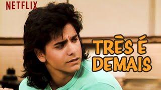 TROCANDO A MICHELLE - Três é Demais - 1ª Temporada (Dublagem GLOBO)