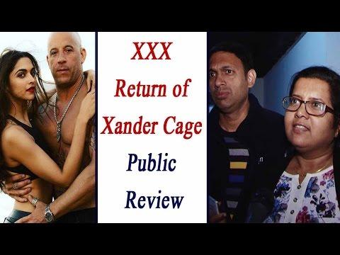 xXx: Return of Xander Cage Public Review | Deepika Padukone | Vin Diesel | FilmiBeat