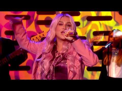 "Kesha ""Learn To Let Go"" Graham Norton Show 2017  720p"