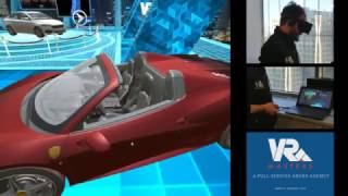 VR Car Showroom - Interactive - VR-Masters