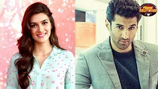 Kriti Sanon Walks Out On A Film With Aditya Roy Kapoor At The Last Moment
