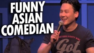Funniest Asian Comedian You