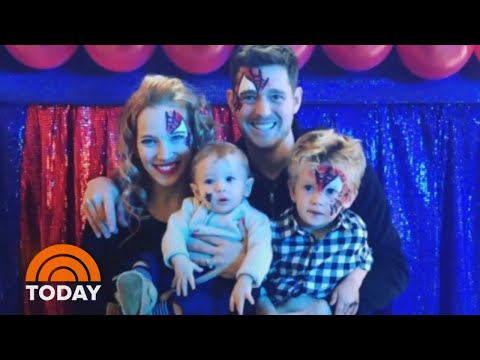 Xxx Mp4 Michael Buble Opens Up About His Son And Returning To Music TODAY 3gp Sex