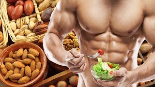 6 عناصر غذائية غنية بالبروتين النباتي - لمحبي كمال الأجسام