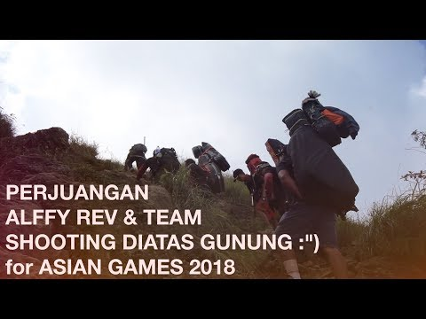 Dibalik PROSES Alffy Rev dan Team for Official Song ASIAN GAMES 2018 - BUKAN VLOG BIASA eps 3