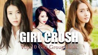 ☆ Top 10 Hottest Korean Girl Group Idols (Ranked By Korean girls)