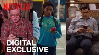 Netflixing in Public   Netflix