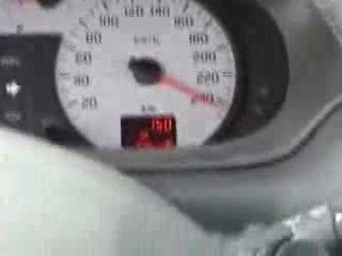 Velocidad Extrema Renault Scenic