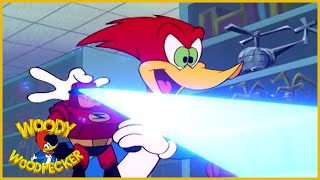 Woody Woodpecker | Just Say Uncle | Woody Woodpecker Full Episode | Kids Cartoon | Videos for Kids