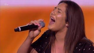 The X Factor UK 2017 Taliah Dalorta Bootcamp Full Clip S14E11