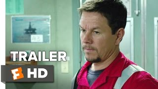 Deepwater Horizon Official 'Courage' Trailer (2016) - Mark Wahlberg Movie