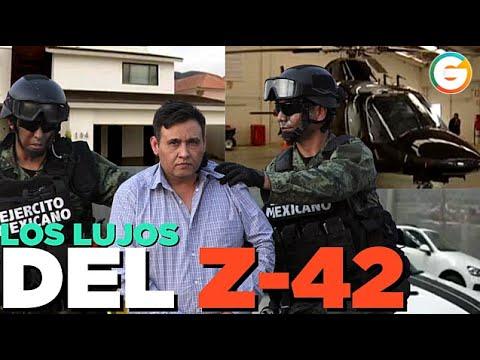Los lujos del Z42 ; Helicópteros Autos de lujo Avión