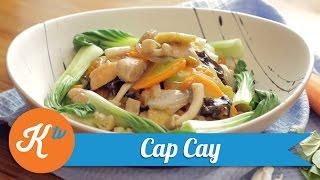 Resep Cap Cay | GERRY GIRIANZA
