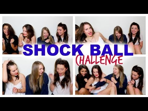 SHOCK BALL CHALLENGE!