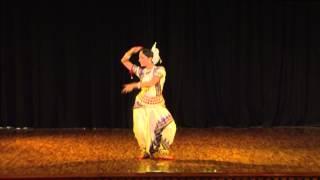 Odissi Mangalacharan - Namami