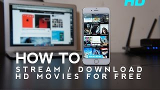 Download & Stream HD Movies For FREE On Your iPhone 6S (NO JAILBREAK)