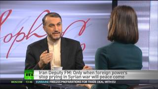 Iran Deputy FM: Israel too weak to cause real harm to Iran