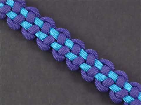 How to Make a Stitched Solomon Bar Bracelet by TIAT