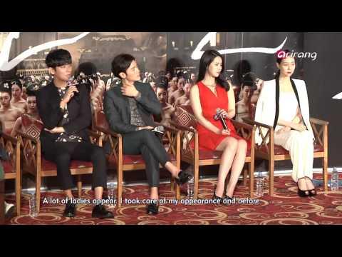 Xxx Mp4 Showbiz Korea-PRESS CONFERENCE OF THE TREACHEROUS 간신 제작발표회 3gp Sex