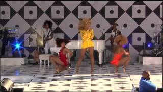 Beyoncé - Single Ladies (Put A Ring On It) (Live Performance At Good Morning America)