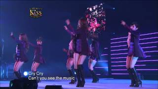 【TVPP】T-ara - Cry Cry, 티아라 - 크라이 크라이 @ Tokyo KPOP Fashion Music Show KISS Live