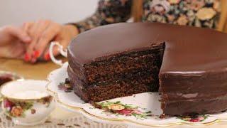 Čokoladna torta koja podsjeća na Zaher