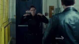 Rookie Blue -6x01- Sam tells Andy the truth
